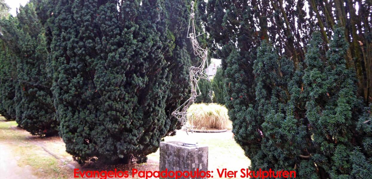 39_Evangelos Papadopoulos_Vier Skulpturen