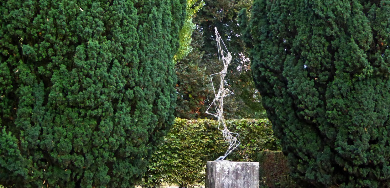 42_Evangelos Papadopoulos_Vier Skulpturen