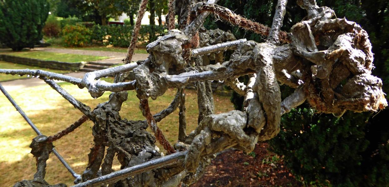 48_Evangelos Papadopoulos_Vier Skulpturen